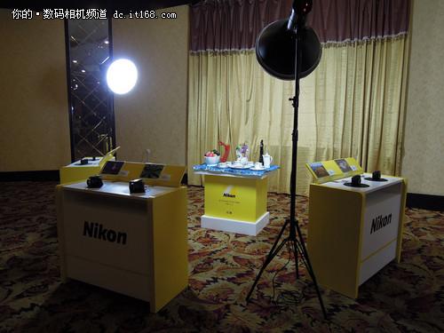2011尼康全国巡展体验 咸阳站活动报道