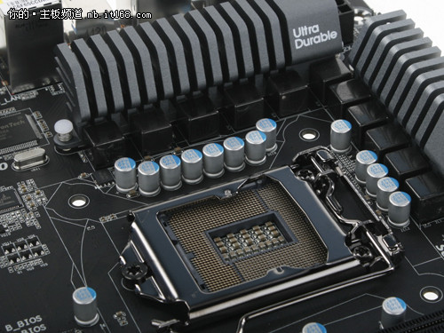 技嘉Z68Xp-UD3R赏析