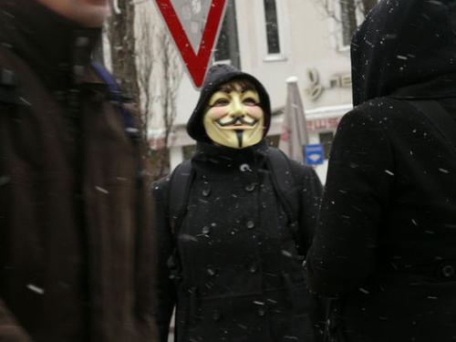 黑客组织anonymous宣布将攻击facebook