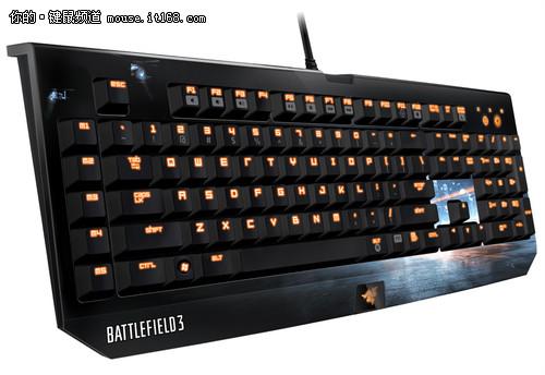 投入战斗吧 Razer推出战地3珍藏版外设