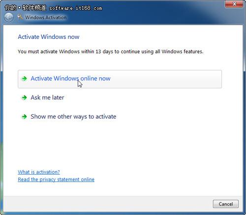 windows7系统截图,其操作步骤和方法都是一样的)