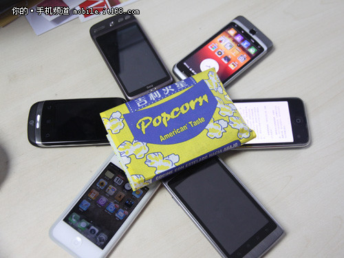 手机流言终结者:通话辐射能蹦爆米花?