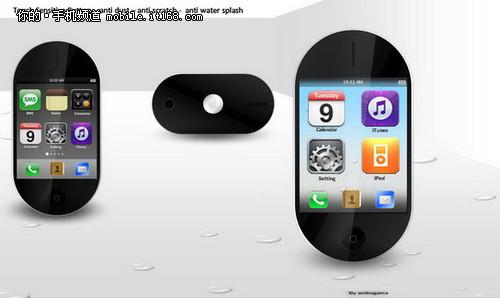 """最小巧的iPhone 迷你""""胶囊""""设计曝光"""