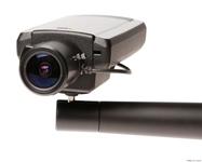 安讯士最新推出最高感光度网络摄像机