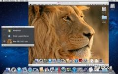 Parallels发布最新Mac狮子系统虚拟机