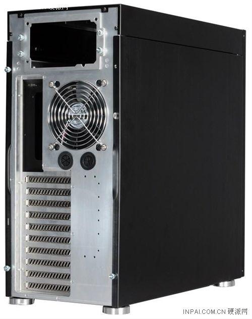 硬盘全背挂 联立发布新pc-90全塔机箱
