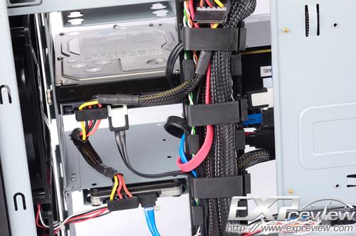 电脑主机背面素材