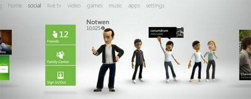 集成Xbox Live服务