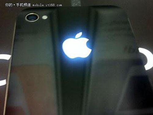超酷改装 让iPhone的苹果标志亮起来