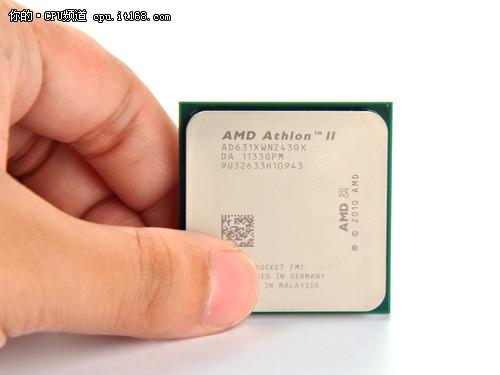 没有GPU 速龙II X4 631更好超?