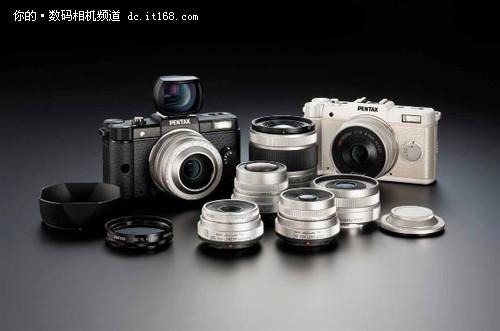 世界最小单电相机 宾得Q全国同步上市
