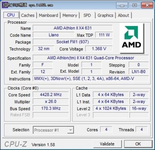 微星A75新BIOS助阵 默压考验超频能力