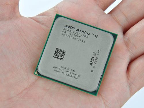 默压能上4.4G 速龙II X4 631超频潜力大