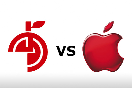食品厂收苹果律师函 告商标与苹果相似