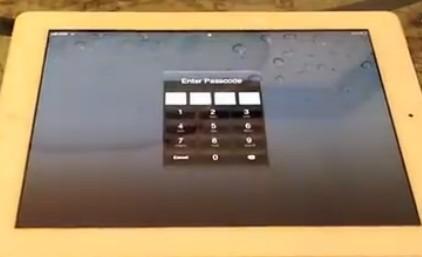 苹果iPad 2存在智能套破解密码锁屏漏洞
