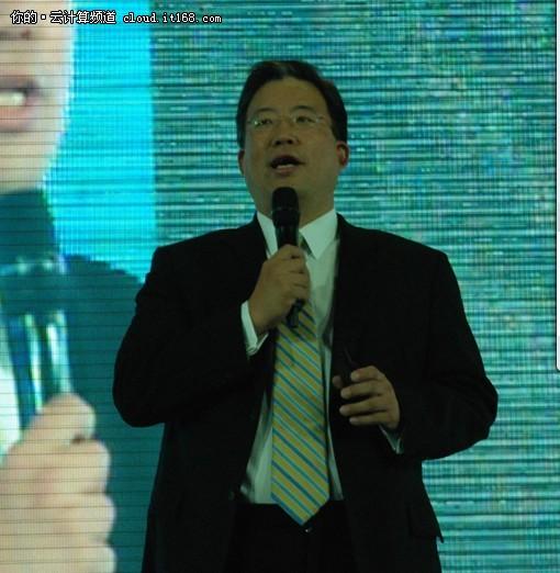 宋家瑜:做中国的威睿而不是VMware中国