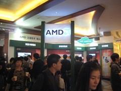 感触云计算 AMD携众产品亮相TechEd2011