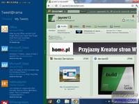 Windows 8 metro 程序分屏显示技巧
