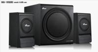 自由线控+6.5寸低音 三诺H-261酷睿版热