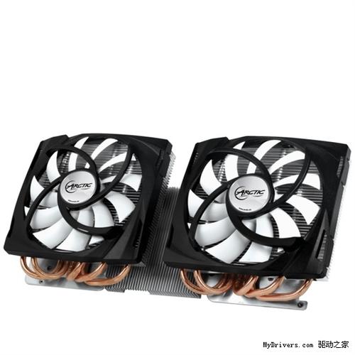 AC推HD 6990显卡专用散热器