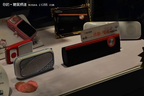香港環球資源展:Gsou極速外設可愛登場