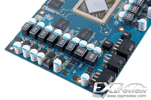 国内再爆双核卡 盈通HD6950X2 PCB曝光