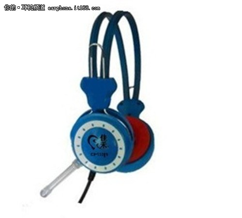 佳禾平价网吧超耐用硅胶732MV耳机上市
