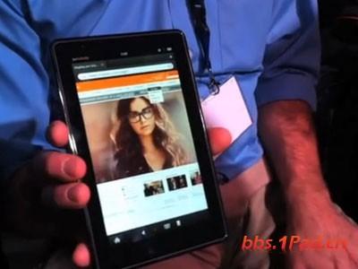Kindle Fire真心不如iPad2 用户体验差
