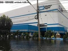 泰国洪灾正全面冲击全球PC笔记本制造业