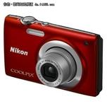 家用超值型相机 尼康S2500行货售580元