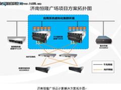 浪潮天梭TS850应用案例-济南恒隆广场