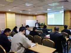 企业架构与数据规划培训圆满结束