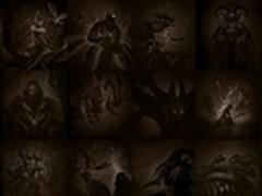 18大Boss?《暗黑3》最新原画及细节透露