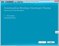 比win7快 80%!微软改进Win8安装模式