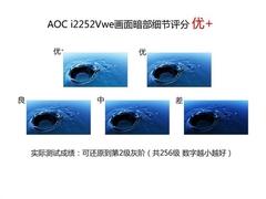 IPS面板全高清最低价 AOC i2252Vwe