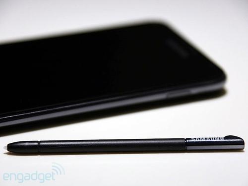 软件与 S Pen 触控笔