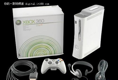 微软Xbox 360游戏机销量10月增长20%