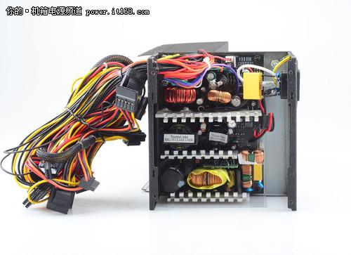 Tt威龙650电源品质取胜