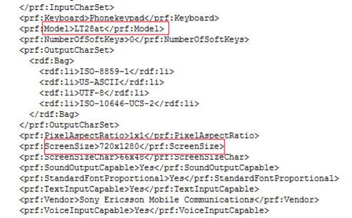 双核/720P屏幕 索尼爱立信5款新机曝光