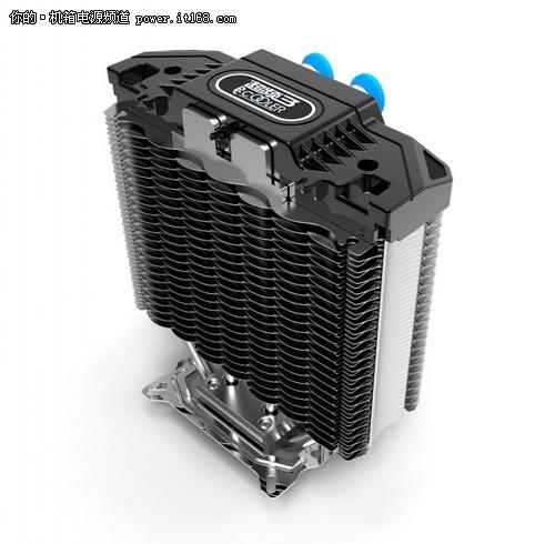 超频三深蓝散热器W120即将上市