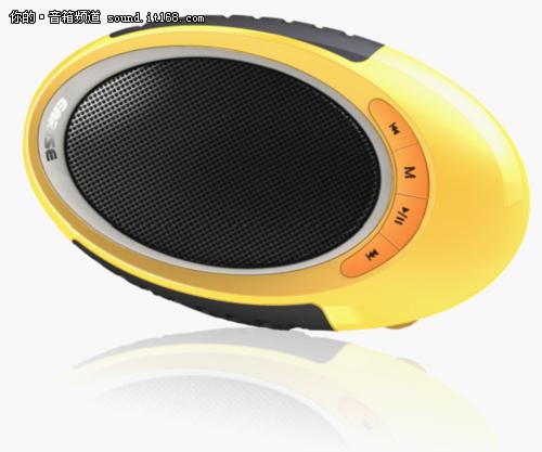 雅兰仕发布全新锐系列背包客便携音箱