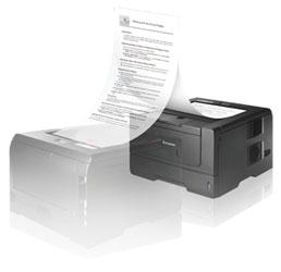 省纸省资源 联想自动双面打印