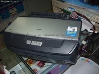 爱普生R270喷墨打印机开机报错故障排除