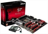 顶级主板终现 华擎Fata1ty X79碟照曝光