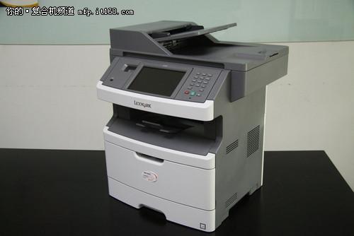 利盟 Lexmark X466de 黑白激光复合机