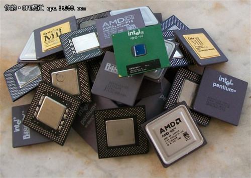 洋垃圾都这样处理吗 废旧CPU炼金全纪录