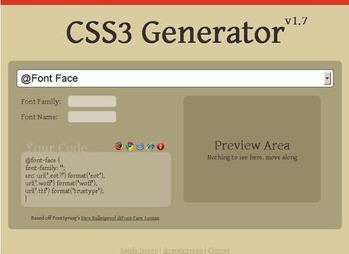 WEB版式及设计:CSS3强大工具集锦