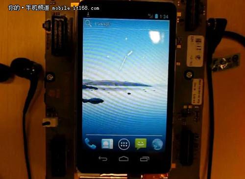 4.0 双核 索尼爱立信LT22i曝光