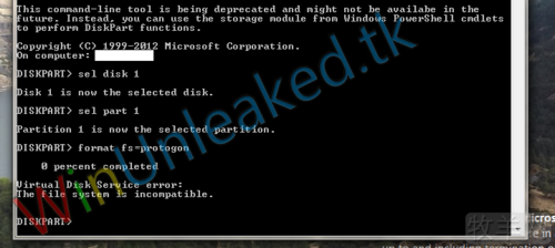 Windows8新文件系统曝光 不是Protogon