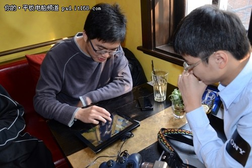游戏互动气氛热烈 网友交流使用心得